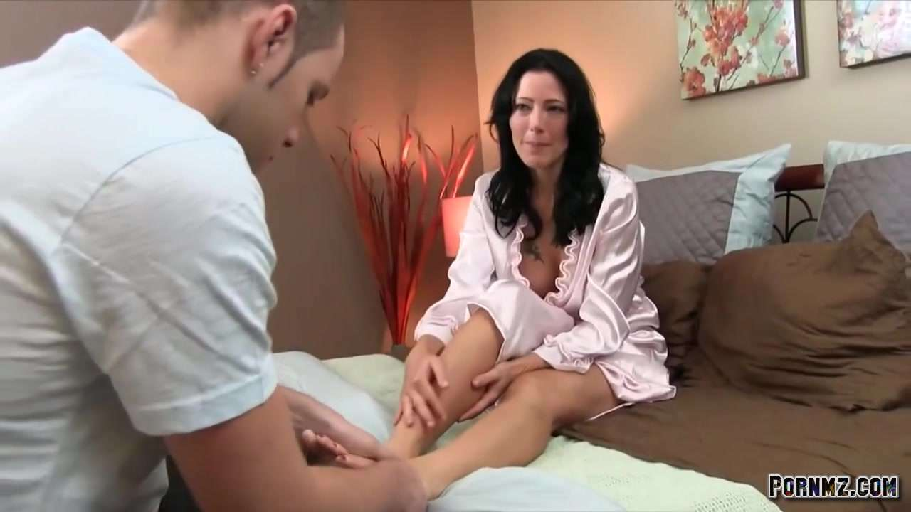 Step Son Fucks Drunk Step Mom