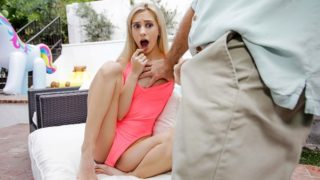 FamilyStrokes – Sexy Selfies For Her Stepgrandpa