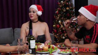 SexMex – Step Mom Big Christmas Presents