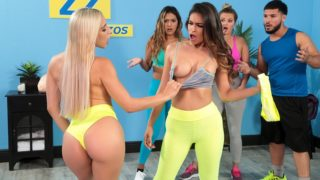 Brazzers – Working Out Their Anger