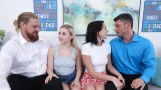 DaughterSwap – Happy Fathers Day