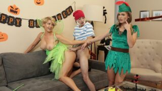 MomsTeachSex – What Happened With My Stepmom On Halloween