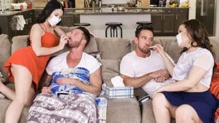 DaughterSwap – Flu Shot Floozies
