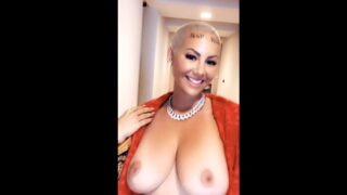 OnlyFans – Amber Rose Topless 2