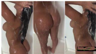 Vida Guerra Nude Shower