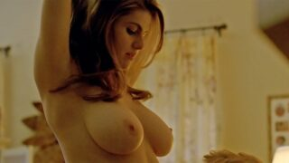 Alexandra Daddario Nude True Detective
