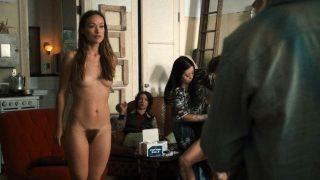 Olivia Wilde Nude Vinyl
