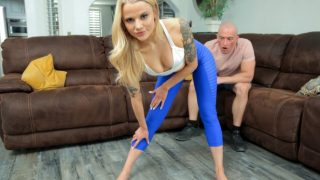 BrattySis – Giving My Step Sister The Finger