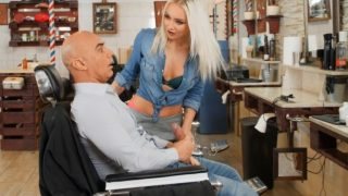 Brazzers – Clumsy Barber