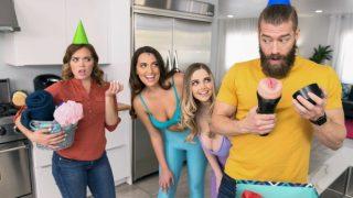 Brazzers – Smashing My Hot Lesbian Roommates